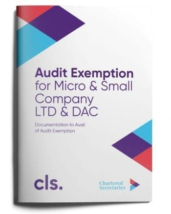 audit exemption pack for micro and small companies